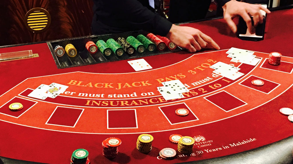casino club blackjack